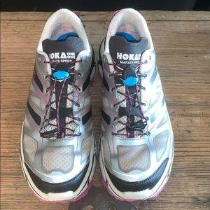 Hoka one one Mafate Speed shoes